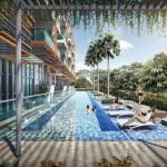 flora ville lap pool
