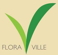 flora ville logo