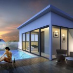 jade residences penthouse private pool