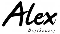 alex residences logo