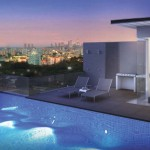 farrer suites pool and gym