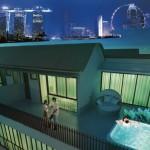 stevens suites balcony