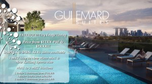 Guillemard Suites New Launch