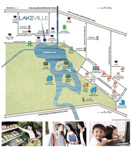 lakeville new condo location map