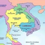 The Bridge - Cambodia Map