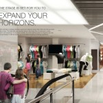 Trio Commercial New Launch Shopping Mall