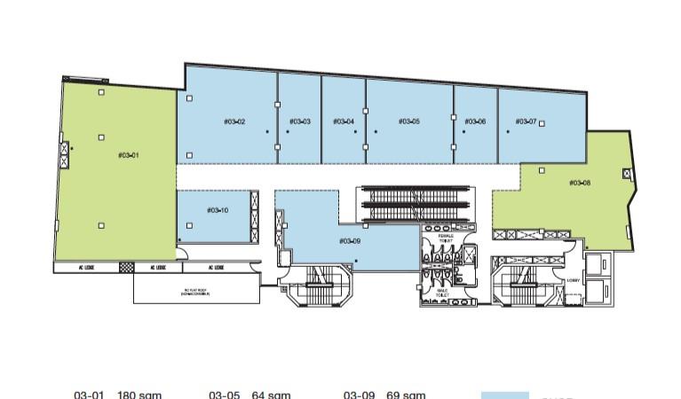 Trio Site Plan Level 3