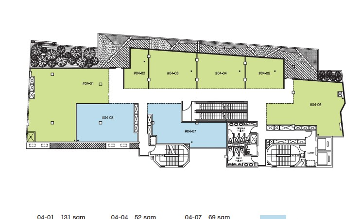 Trio Site Plan Level 4