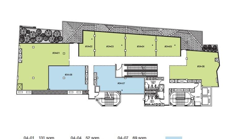 Trio Site Plan Level 4