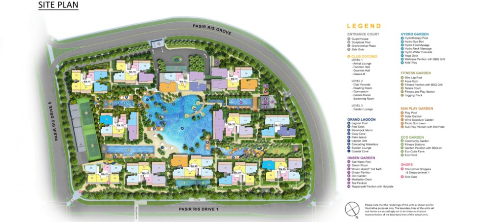 coco-palms Final Site Plan