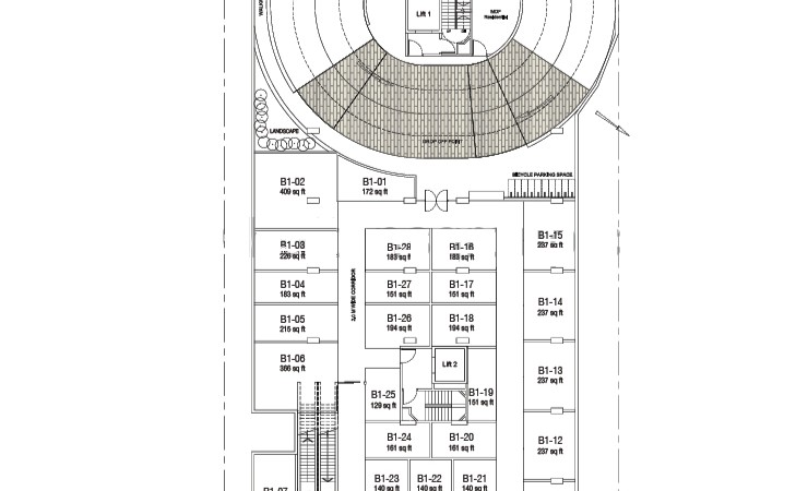 millage floorplan