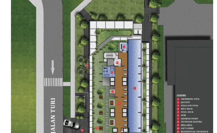 millage site plan