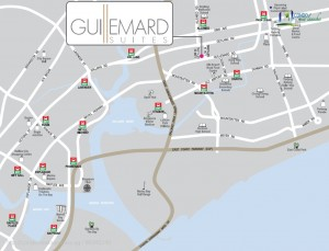 Guillemard-Suites-Location-Map