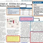 Highline Residences Land Plot Bid