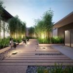 Trilive-freehold-condo-bamboo-meditation-garden