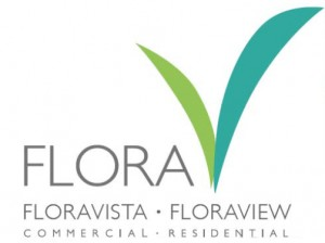 FloraView FloraVista Logo