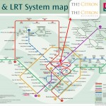 MRT Map for The Citron Residences