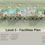 Highline Residences Site Plan Facilities