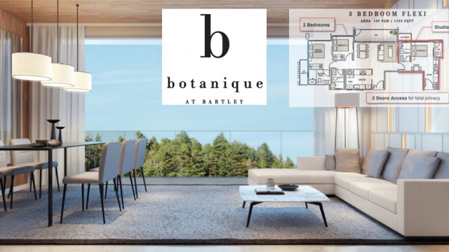 Botanique at Bartley Condo