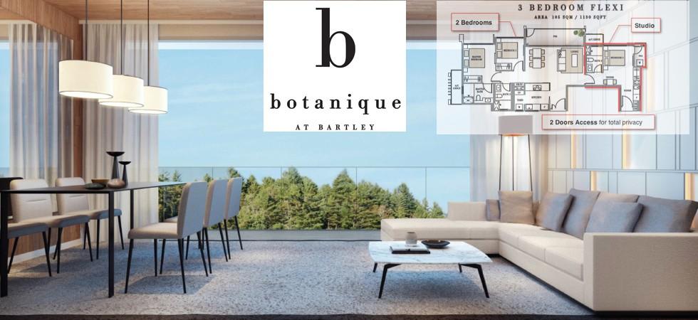 Botanique at Bartley condo Featured