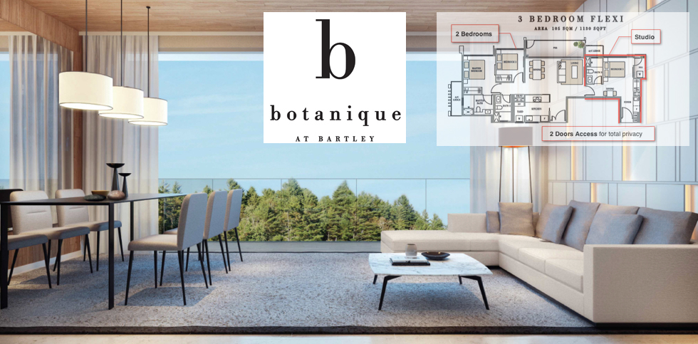 Botanique at Bartley New Launch