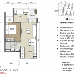 NorthPark_Floorplan_1BR_Study
