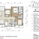 NorthPark_Floorplan_3BR_Universal