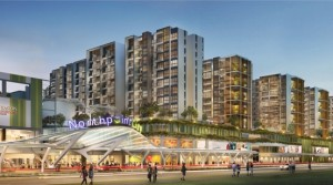 NorthPark Residences : Integrated vs Mixed developments