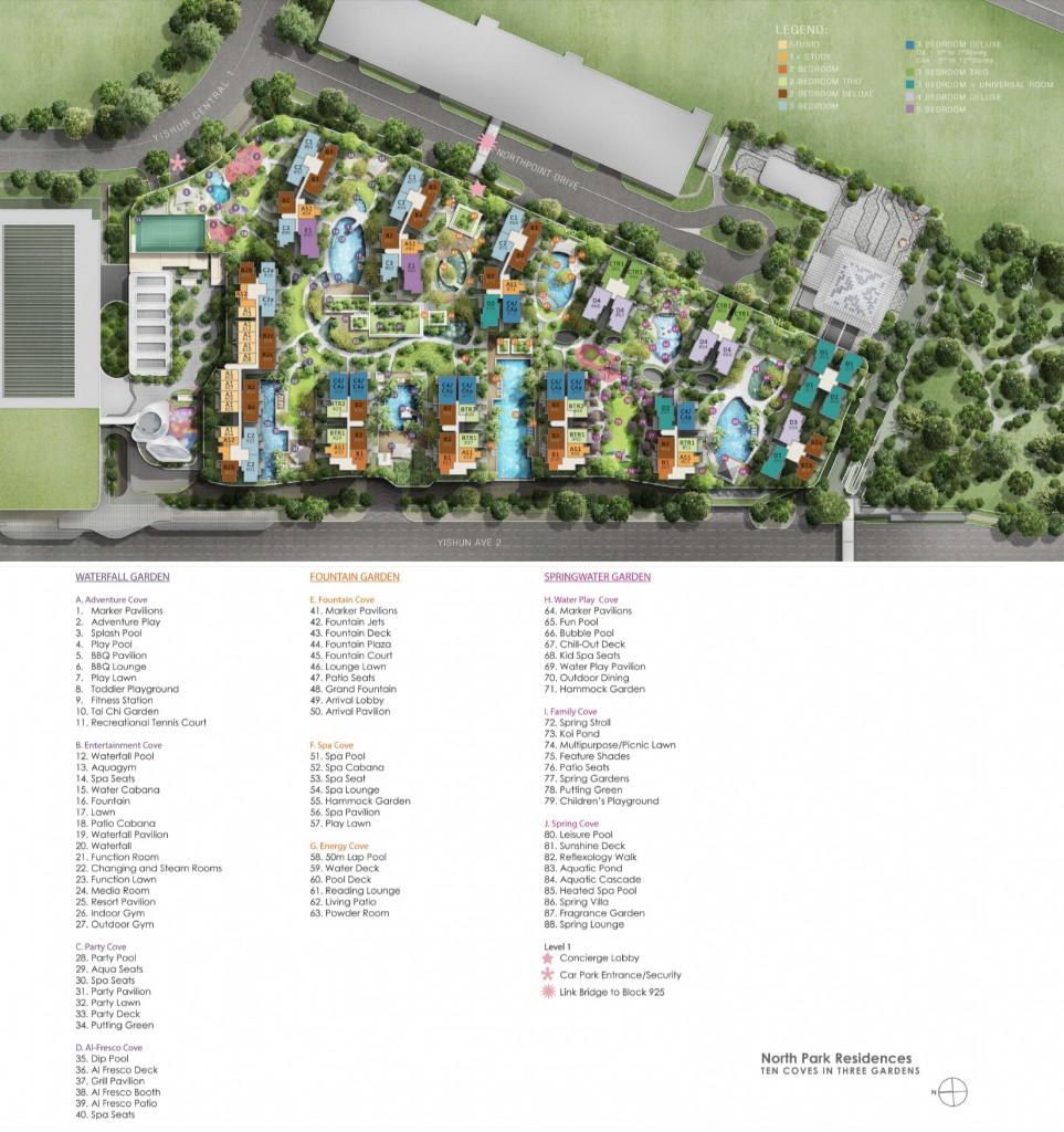 NorthPark_SitePlan