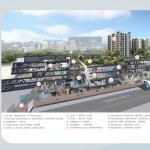 Northpoint City integrated with NorthPark Residences